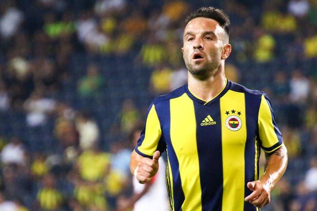 Mercato : Valbuena trolle magnifiquement la presse turque