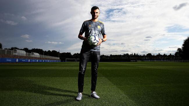 Officiel : Ghezzal signe à Leicester