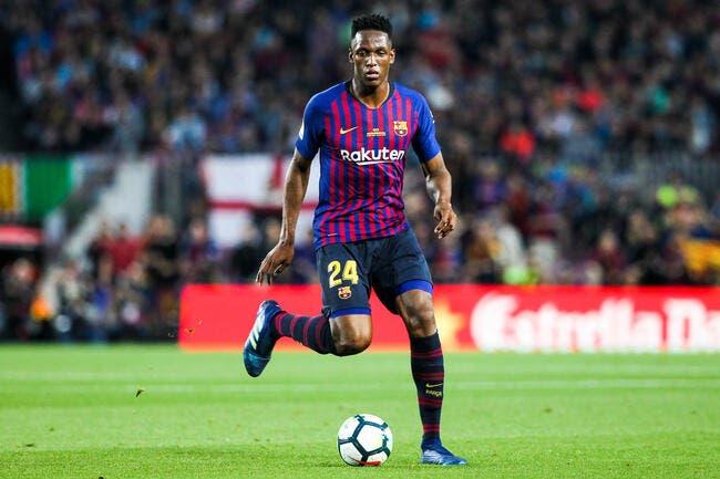 Mercato - Barcelone : Un accord entre José Mourinho et Yerry Mina ?