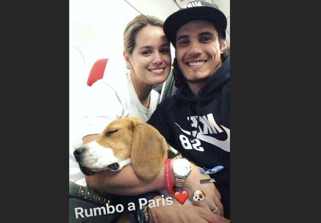 PSG : Cavani tue une étonnante rumeur, il revient bien à Paris