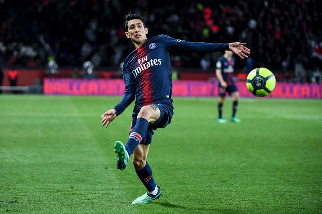 PSG : Di Maria en défense, la folle idée de MacHardy à Paris