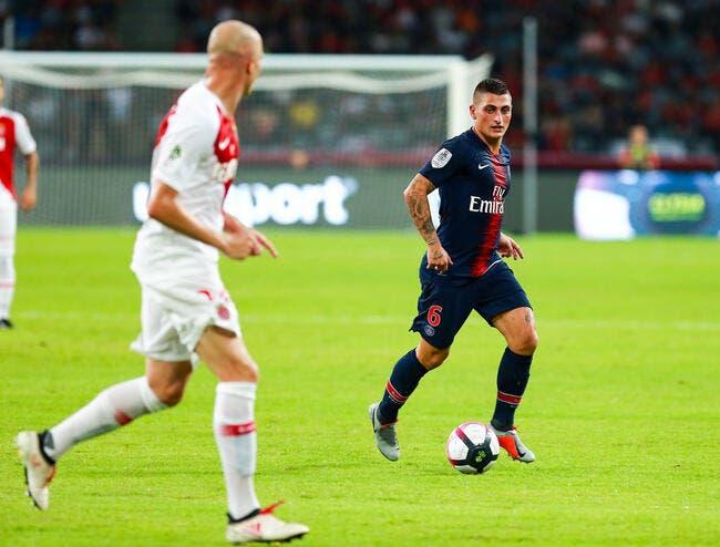 PSG: Verratti préfère le PSG au Barça, il se fait détruire