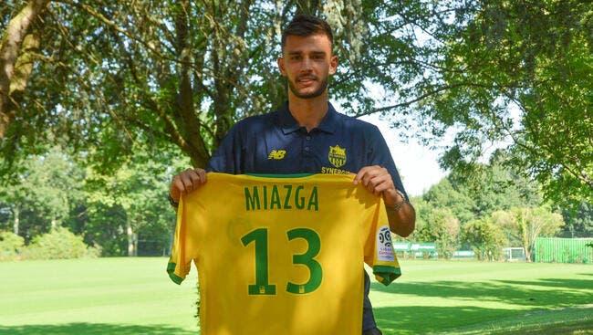 Mercato : Nantes officialise son défenseur américain