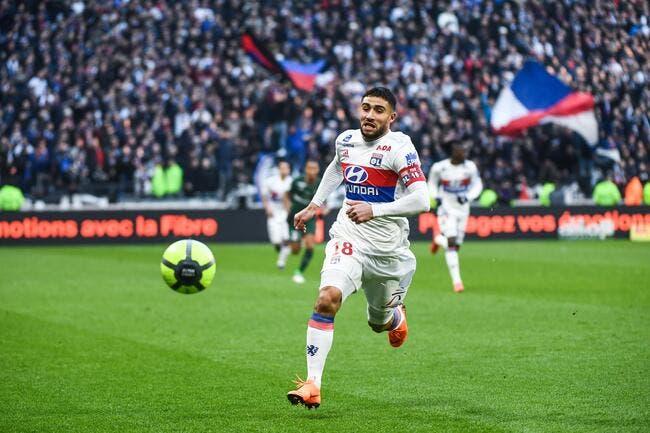 OL : Nabil Fekir à Chelsea, le coup de tonnerre de fin de mercato ?