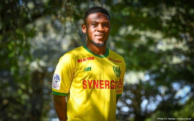 FCN : Nantes officialise la signature de Majeed Waris !