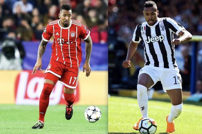 PSG : Accord trouvé avec Alex Sandro et Boateng au PSG !