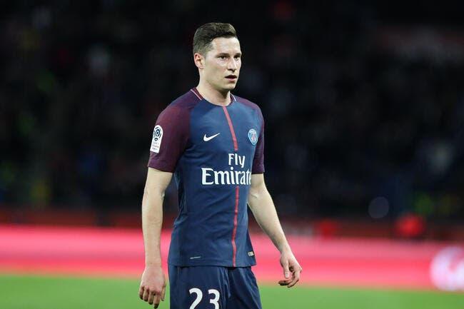 PSG : Draxler exfiltré du PSG par Leonardo ?