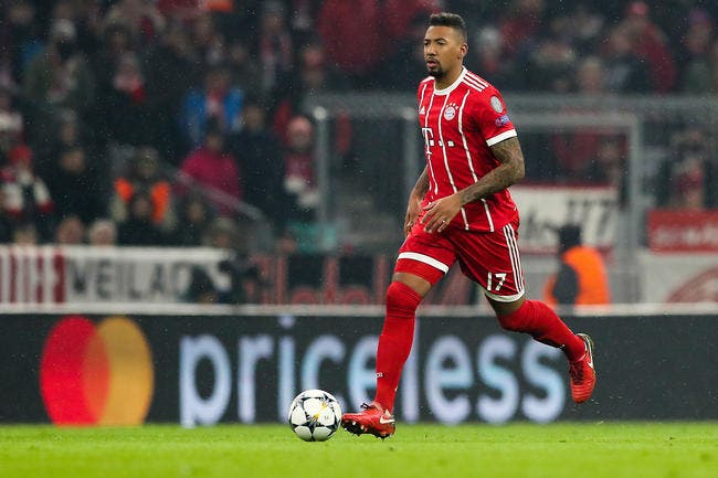 Bundesliga - Bayern Munich : Manchester United se positionne aussi pour Jérôme Boateng