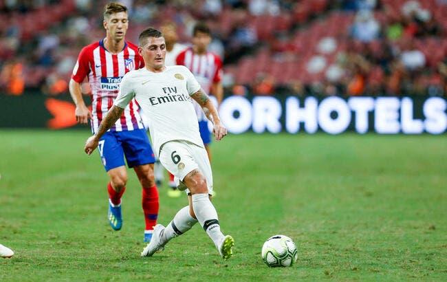 PSG : Le Real Madrid pense très fort à Verratti pour oublier Modric !