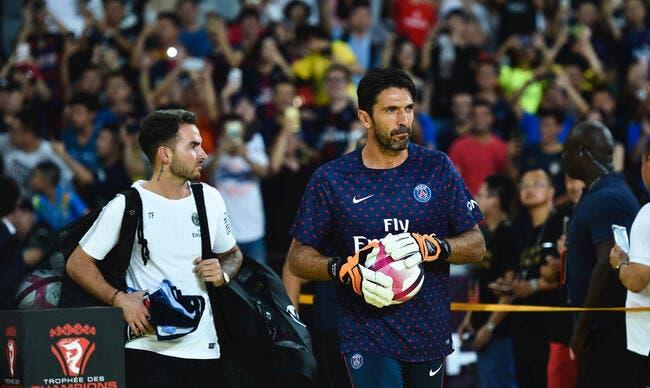 PSG : Recruter Buffon, c'est comme Neymar pour le PSG