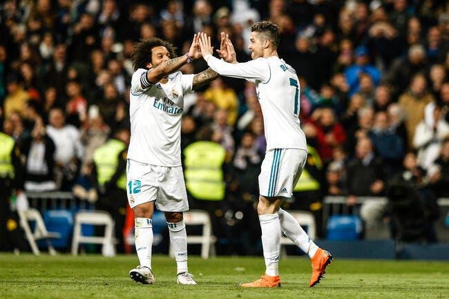 Mercato : Marcelo attend le PSG pour retrouver Cristiano Ronaldo
