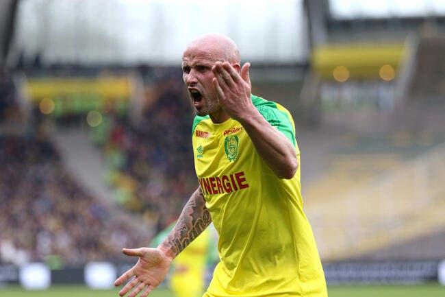 Nantes : Pallois va au clash, l'entraîneur le vire du groupe