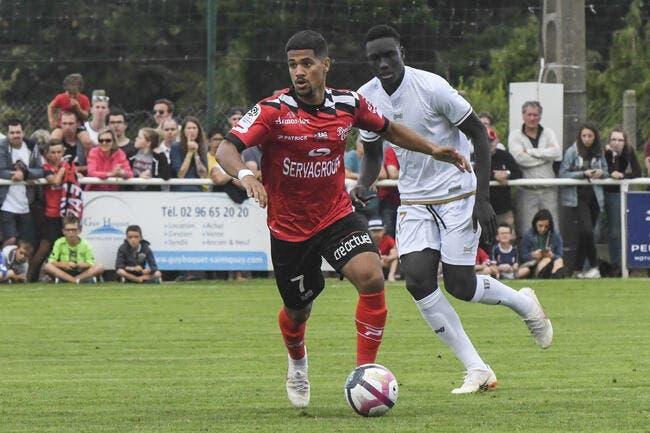 Officiel: Ludovic Blas Guingampais jusqu'en 2021