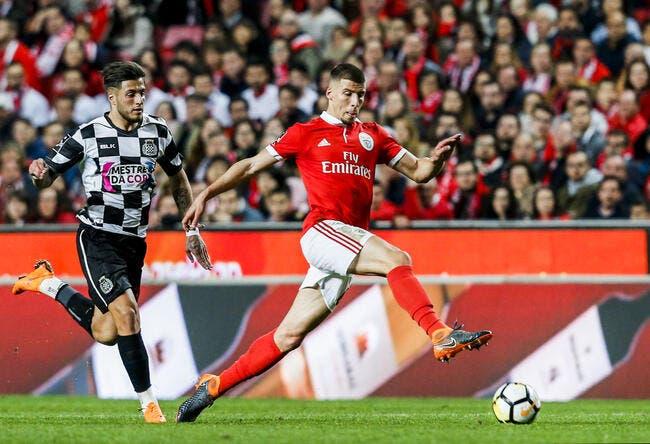 OL : Benfica climatise durement l'OL dans le dossier Ruben Dias !