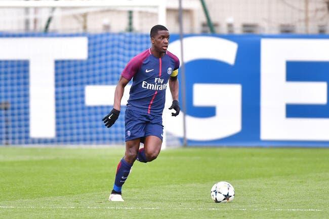 PSG : Nsoki dit non à Newcastle, il veut rester en L1 !