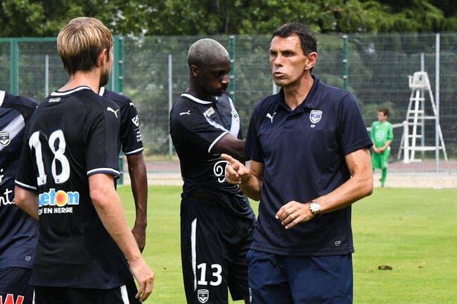 Marioupol - Bordeaux : La compo des Girondins (19h sur RMC Sport 1)