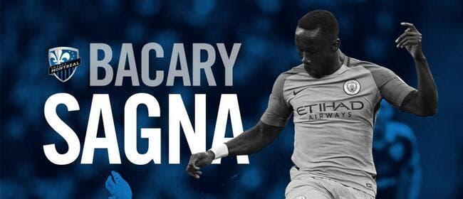Officiel: Bacary Sagna signe à Montréal