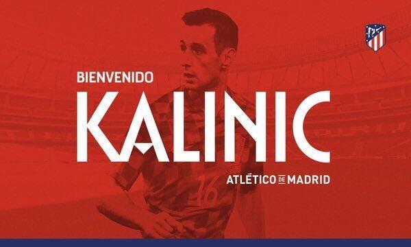Officiel : Kalinic quitte le Milan AC pour l'Atlético Madrid