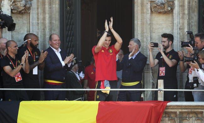 PSG: Numéro 1 du poste et prolongé, Meunier se met bien