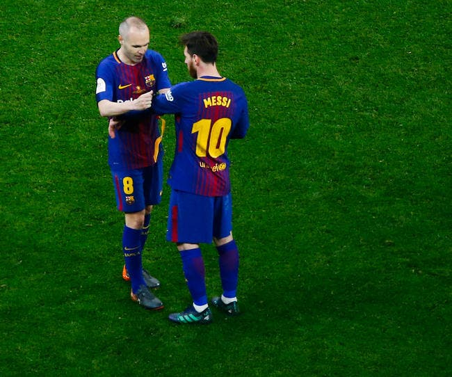 Barça : Messi promu capitaine, trois cadres l'accompagnent