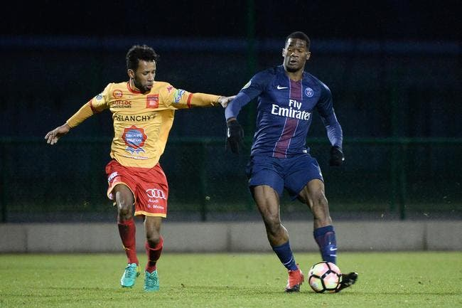 Officiel : Le PSG blinde Samuel Essende