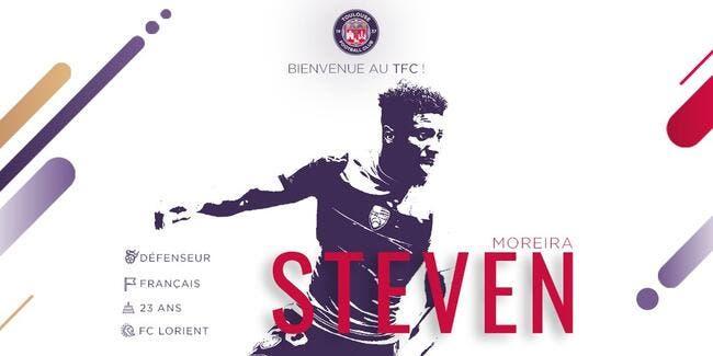 Officiel : Moreira signe à Toulouse pour trois ans