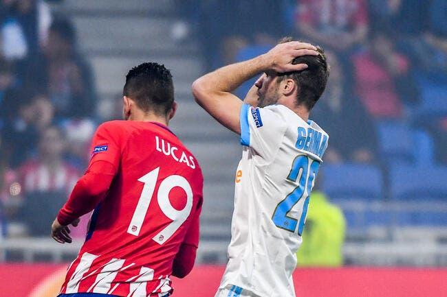 OM: Balotelli et son raté contre l'Atlético, Germain se confie
