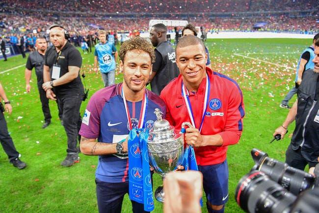 PSG: Neymar et Mbappé, ils ne sont plus dans la même galaxie