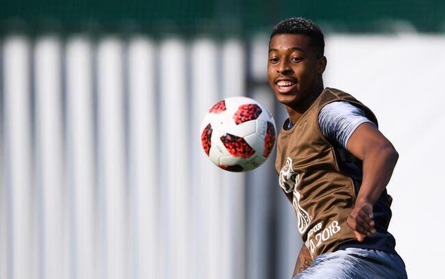 Presnel Kimpembe bientôt prolongé — PSG