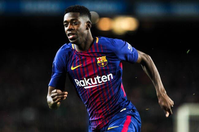 PSG : Le Barça attend l'offre qui tue pour vendre Dembélé au PSG !