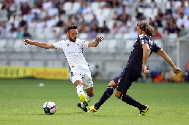 Bordeaux - Strasbourg : 0-2