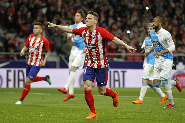 Accord entre l'Atlético Madrid et Valence pour Gameiro — Officiel