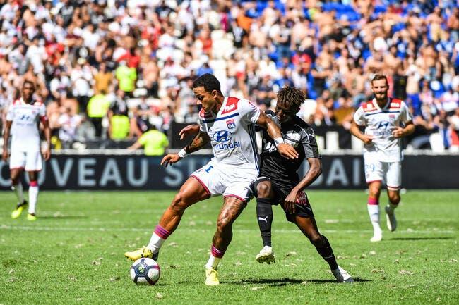 Lyon - Amiens : 2-0