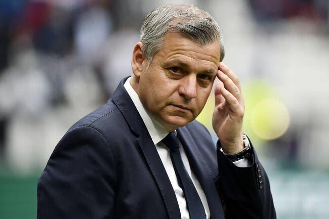OL : Lyon a des manques, Genesio ne se cache pas
