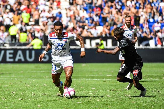 OL : Lyon est le plus grand club de L1, c'est Depay qui le dit