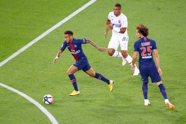 PSG - Caen : 3-0
