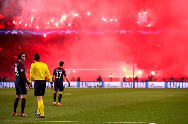PSG : Les Ultras refusent un accord avec le PSG sur les fumigènes