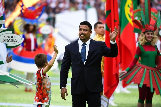 Ronaldo hospitalisé d'urgence à Ibiza
