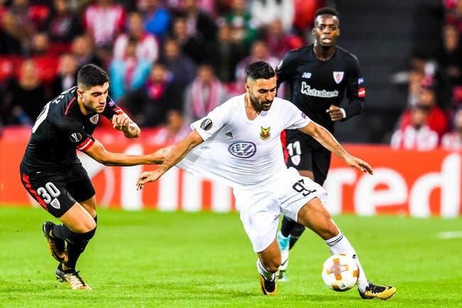 SRFC : Rennes s'offre un attaquant iranien pour 3,5ME