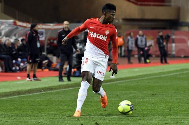 Officiel : Monaco prête Keita Baldé à l'Inter avec option d'achat