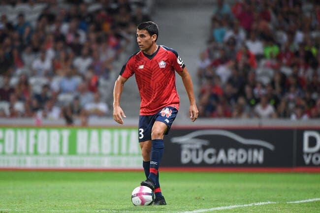 LOSC : Lille prête Junior Alonso au Celta Vigo