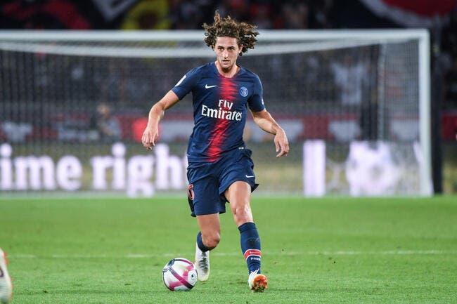PSG : La Juve veut chiper Rabiot au PSG pour 0 euro !