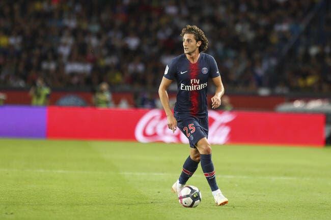 PSG : Nouvelle offensive du Barça pour Adrien Rabiot !