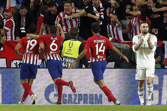 L'Atletico Madrid roi d'Europe, le Real Madrid s'incline