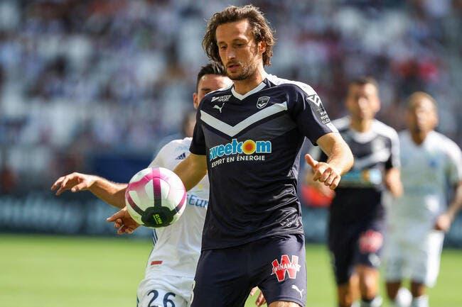 Officiel : Bordeaux prête Paul Baysse à Caen