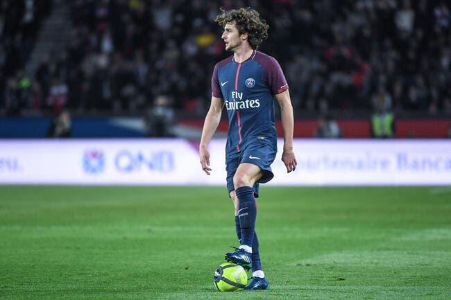 PSG : Adrien Rabiot sifflé partout en France ? Il va devoir faire profil bas