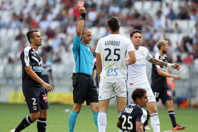 LFP : Deux matchs de suspension pour Pablo