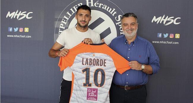 Officiel: Gaëtan Laborde quitte Bordeaux pour Montpellier