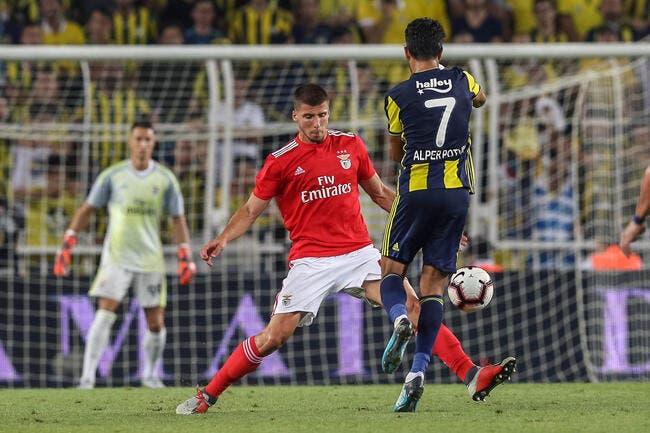 OL : Le Benfica bien décidé à pourrir le mercato lyonnais