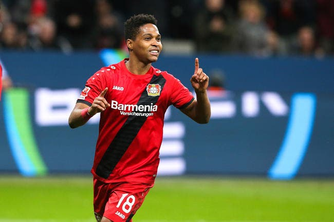 PSG : Pour Wendell, Leverkusen sort une addition salée «sauce PSG»